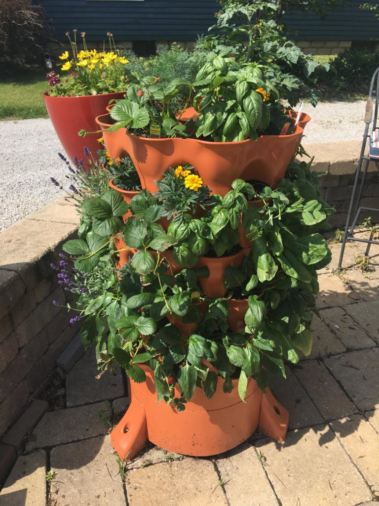 5-Tier Strawberry Planter